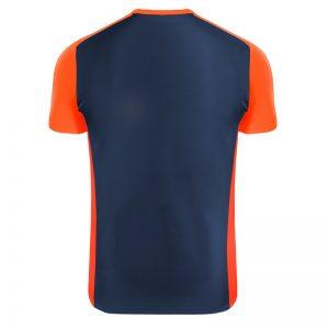 Maglia tecnica runnek score arancione fluo