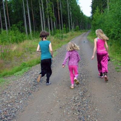 Bambini e Corsa
