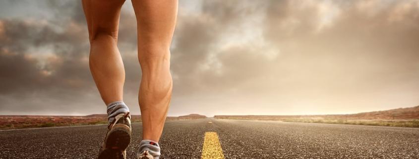 La corsa riduce lo stress