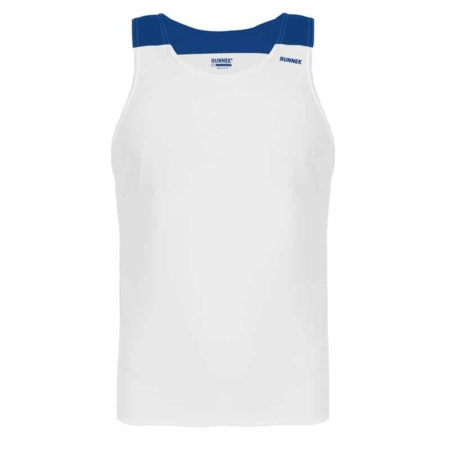 Canotta tecnica runnek vest bianco