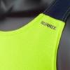 Canotta tecnica runnek vest giallo fluo