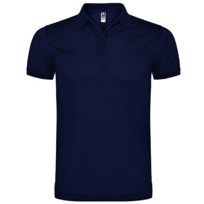 Polo tecnico blu navy