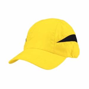 berretto tecnico giallo