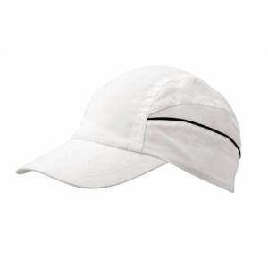 berretto trail bianco