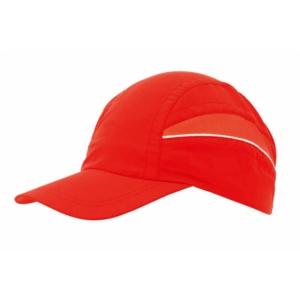 berretto trail rosso