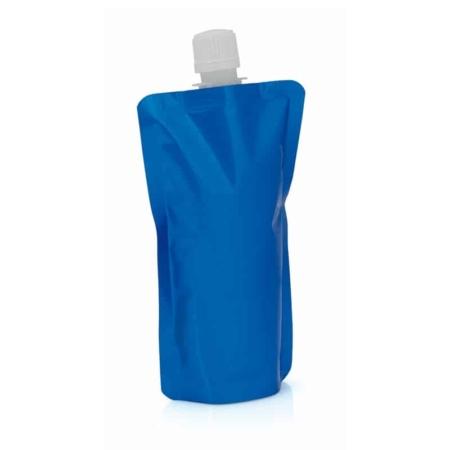 borraccia azzurra