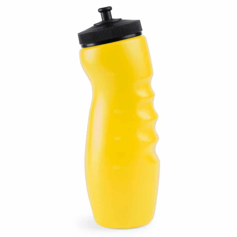 borraccia gialla