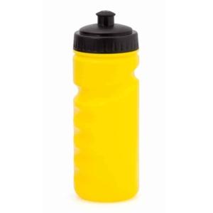 borraccia sport gialla