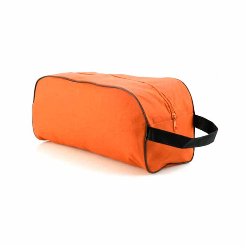 borsa sacca porta scarpe arancione