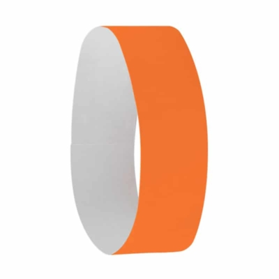 braccialetto evento arancione