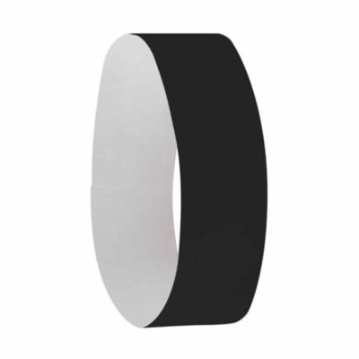 braccialetto evento nero