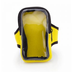 braccialetto sport giallo