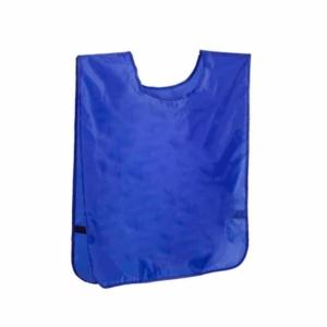 pettorina azzurra