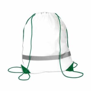 sacca zainetto pacco gara verde