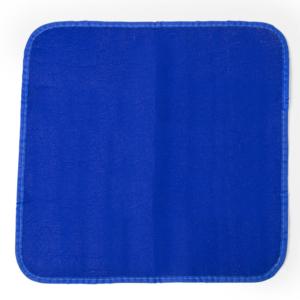 tappeto di triathlon azzurro