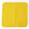 tappeto di triathlon giallo