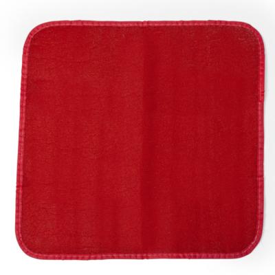 tappeto di triathlon rosso