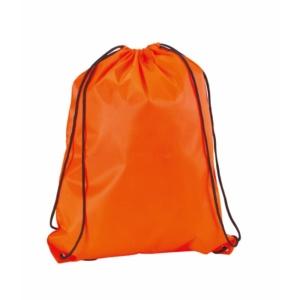 zaino sacca fluo arancione