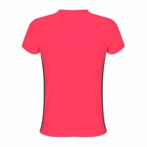 Maglia tecnica wave acid pink donna
