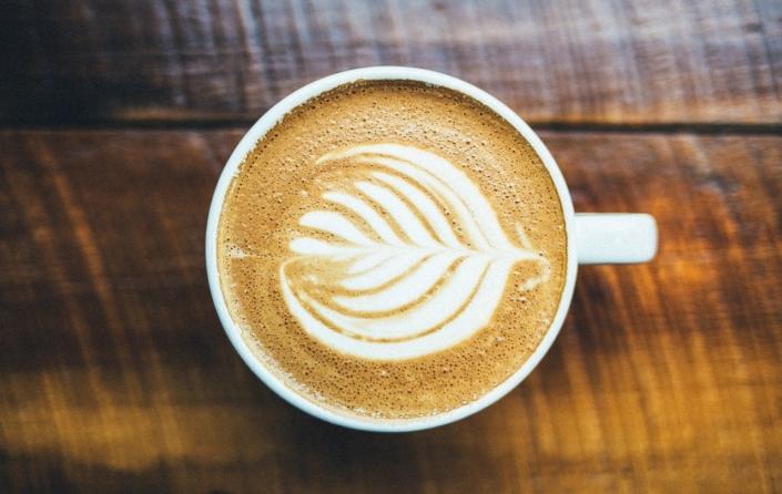 Caffè e corsa