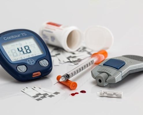 Correre con il diabete