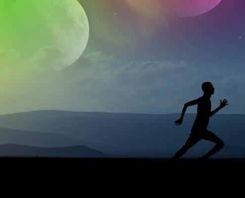 Correre di notte
