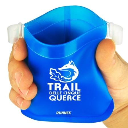 bicchiere pieghevole trail
